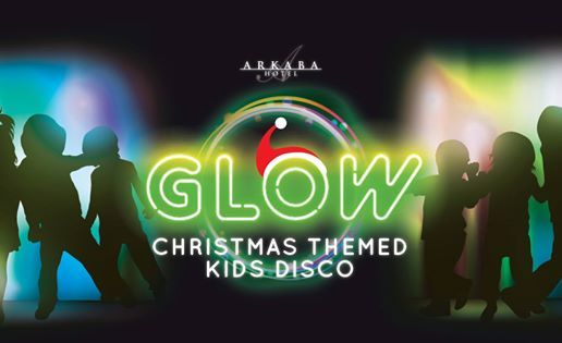 GLOW Christmas Themed Kids Disco - Top of the Ark