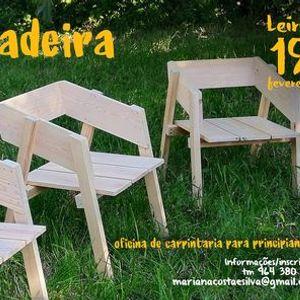 Workshop FAZ uma cadeira