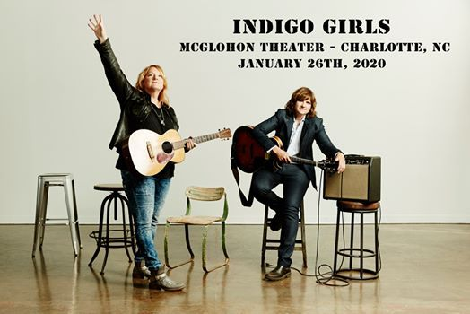 SOLD OUT Indigo Girls in Charlotte NC