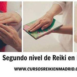 Curso Segundo nivel de Reiki en Madrid