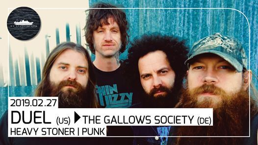 DUEL & The Gallows Society