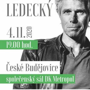 Janek Ledeck 4.11.2020 od 1900 ZRUENO