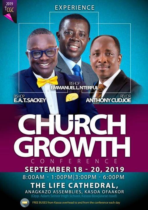 Church Growth Conference 2019 at Kasoa, Ofaakor, Accra