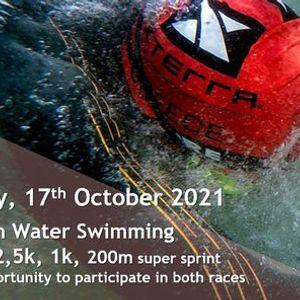 XTERRA Greece Open Water Swimming