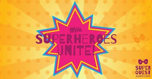 Superheros Unite Summer Camp