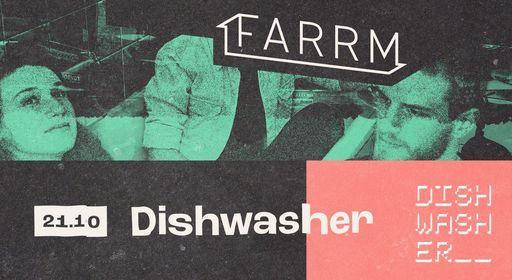 Dishwasher_ // WERF, 21 October | Event in Alken | AllEvents.in