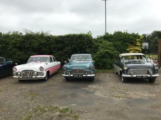 Stewartby club car show