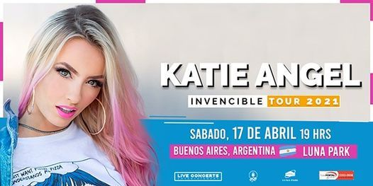 Katie Angel, 17 April | Event in Buenos Aires | AllEvents.in