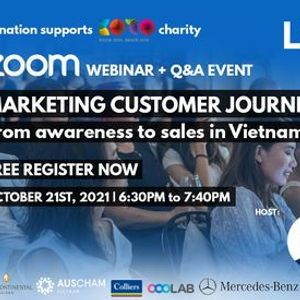 LinkedIn Local Saigon 4 - Marketing Customer journeys From awareness to sales in Vietnam