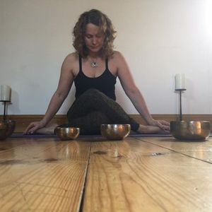 Live Online Mindful Yin Yoga for Relaxation Stress and Flexibility
