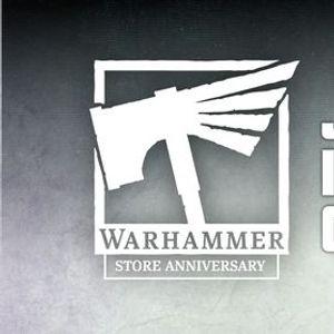 Warhammer Riversides Third Anniversary