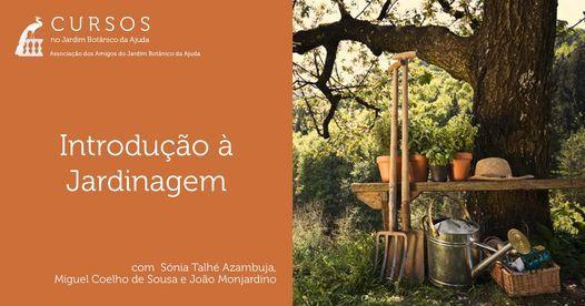 Introdução à Jardinagem, 19 May   Event in Lisbon   AllEvents.in