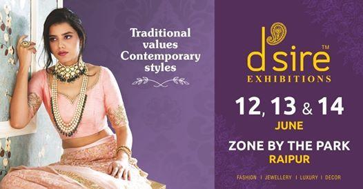Dsire Exhibitions at Raipur