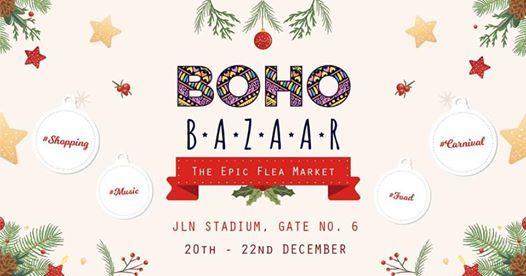 Boho Bazaar - Flea Market & Shopping Festival