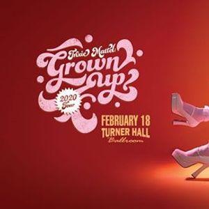 Trixie Mattel Grown Up at Turner Hall Ballroom