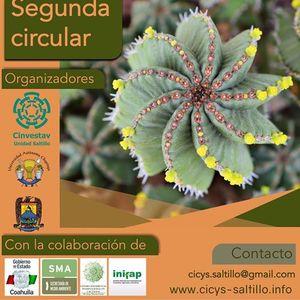 1er Congreso Internacional de cactceas y suculentas