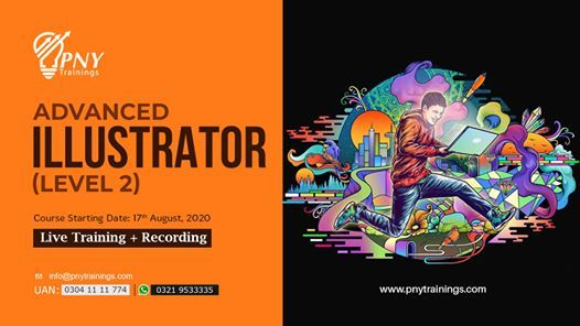 Advanced illustrator Level 2 - Live Training  Recording
