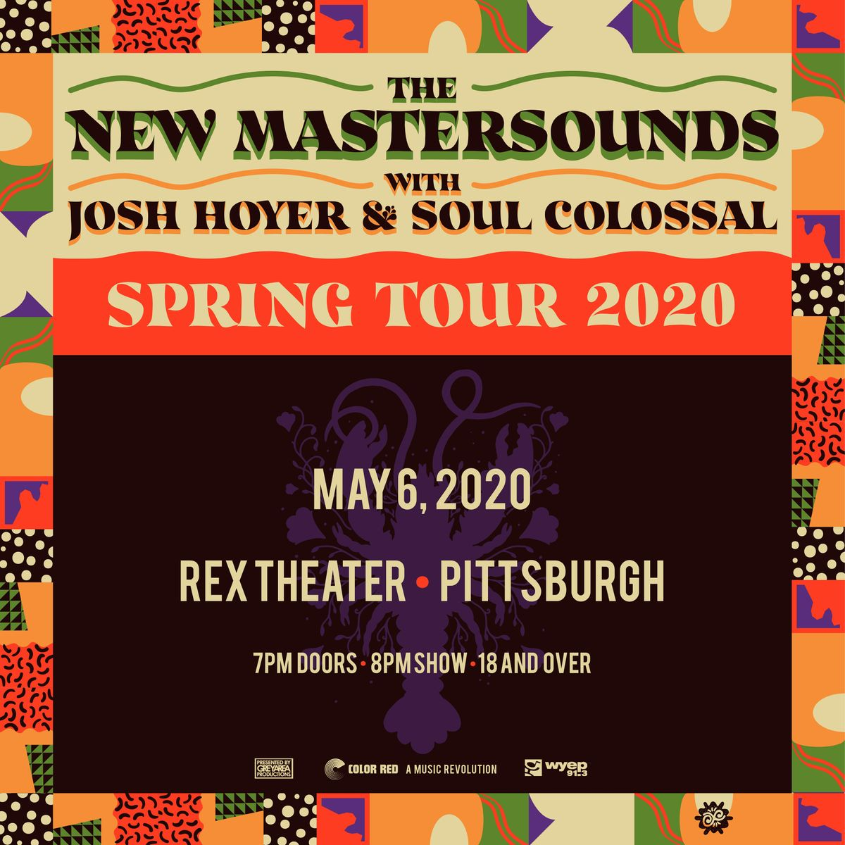 The New Mastersounds, 1 January | Event in Pittsburgh | AllEvents.in