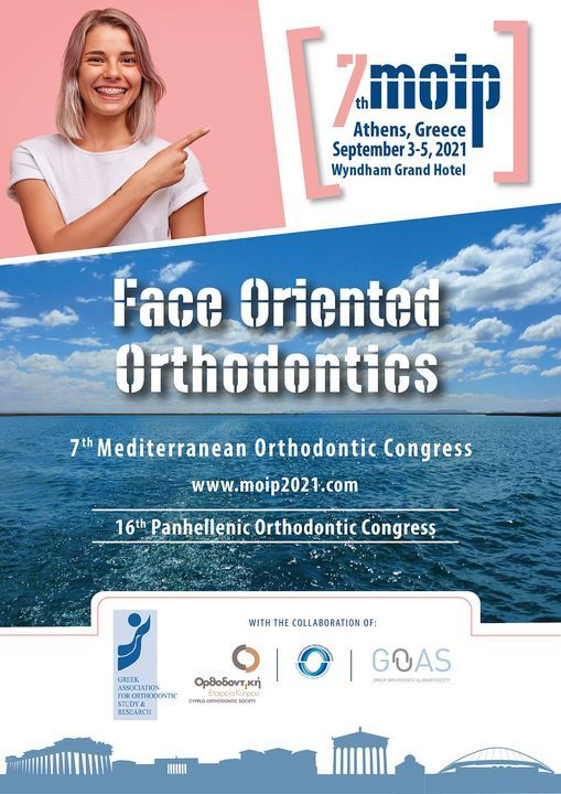 7th MOIP / 16th Panhellenic Orthodontontic Congress, 3 September   Event in Athens   AllEvents.in