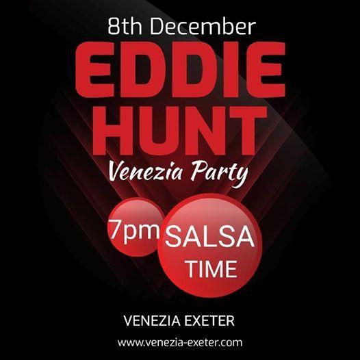 Early Christmas Latin Party at Bar Venezia 8th December