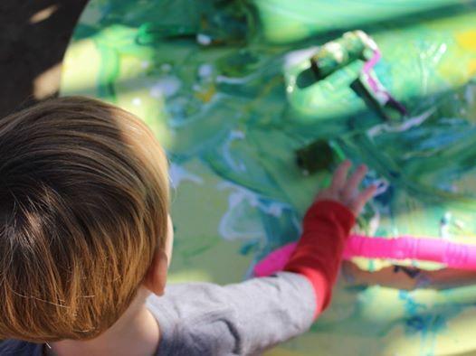 Parent Toddler Exploration Program