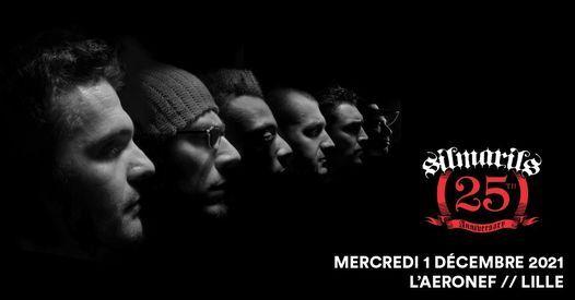 En cours de report / Silmarils + guest ∙ L'Aéronef, 1 December | Event in Lille | AllEvents.in