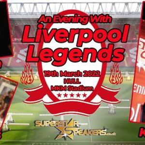 An Evening with Liverpool Legends - Hull