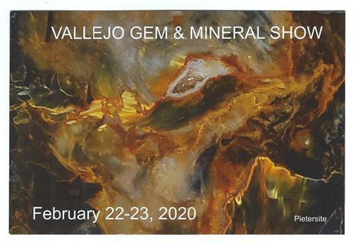 Gem And Mineral Show 2020.2020 Vallejo Gem Mineral Show At Mccormack Hall Solano
