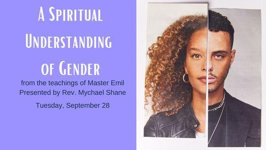 A Spiritual Understanding of Gender, 28 September | Event in Glastonbury | AllEvents.in