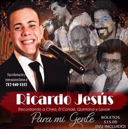 2da Funcin - Para Mi Gente by Ricardo Jess