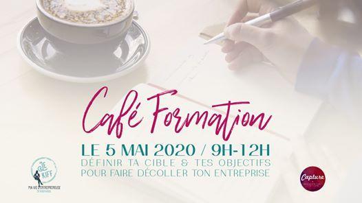 Caf Formation - Dfinir ta cible & tes objectifs