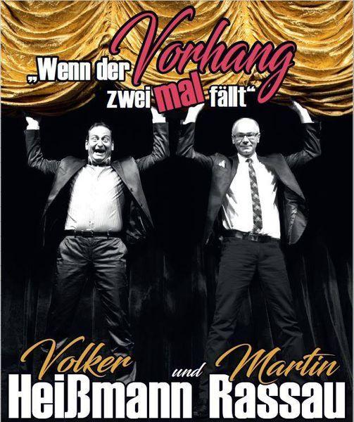 Mannheim | Heissmann & Rassau - Wenn der Vorhang zwei Mal fällt, 8 November | Event in Mannheim | AllEvents.in