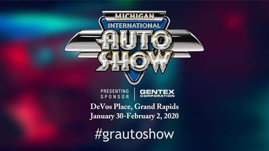 Grand Rapids Auto Show 2020.2020 Mi International Auto Show At Devos Place Convention