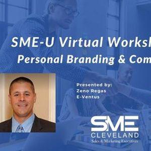 SME-U Virtual Workshop Series Personal Branding & Communication