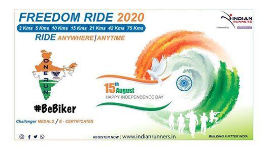 Freedom Ride 2020
