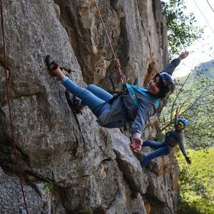 27th Two Days Basic Rock Climbing Course