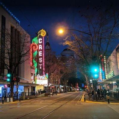 Crest Sacramento