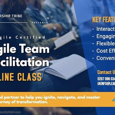 Agile Team Facilitation (ICP-ATF) Virtual Classes - September 2020
