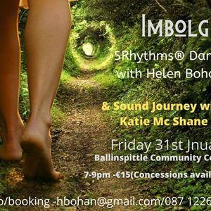Imbolg- 5Rhythms Sound Journey with Helen Bohan & Katie McShane