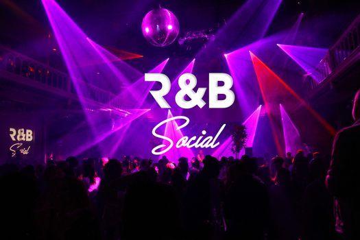 R&B Social - Paradiso Amsterdam - 3 zalen, 9 October | Event in Amsterdam | AllEvents.in