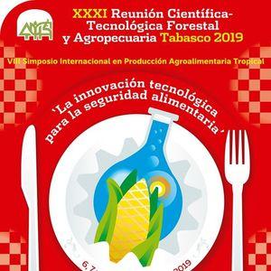 XXXI Reunin CientficaTecnolgica Forestal y Agropecuaria