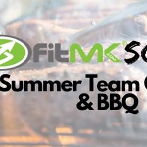 Team Games and BBQ