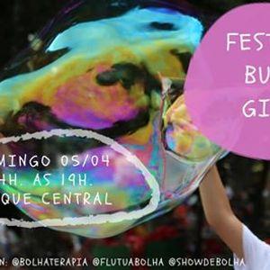 Festival de Burbujas de Jabn Gigantes Mendoza
