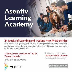 Asentiv Leraning Academy