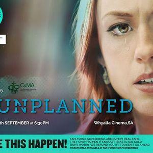 Unplanned - Whyalla Cinema