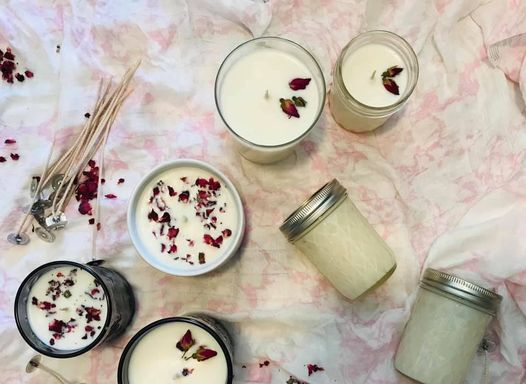 Soy Candle Making, 15 November | Event in Manly | AllEvents.in