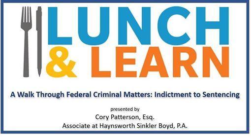 Lunch & Learn: