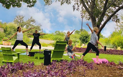 Morning Flow with Alamo City Yoga | Event in San Antonio | AllEvents.in
