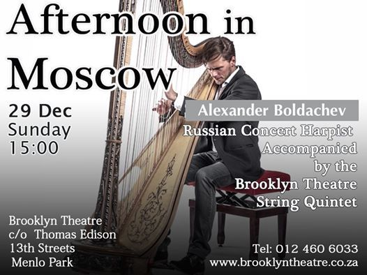 Afternoon in Moscow  Alexander Boldachev & String Quintet