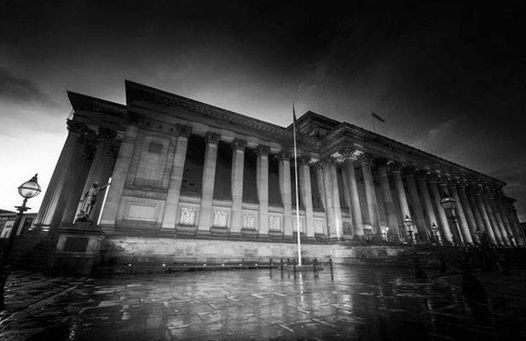 St George's Hall Ghost Hunt, 5 March | Event in Liverpool | AllEvents.in